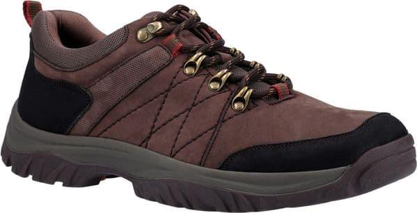 Cotswold Toddington Lace Mens Shoes Brown